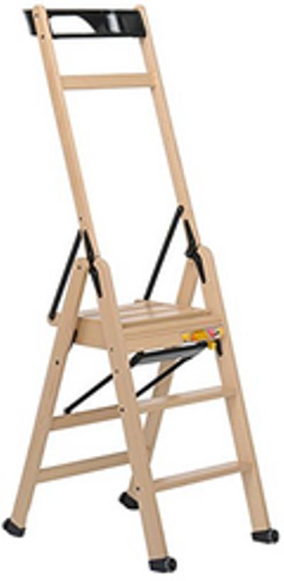 Hailo 4392 801 confronta i prezzi e offerte online for Gradini in legno prezzi