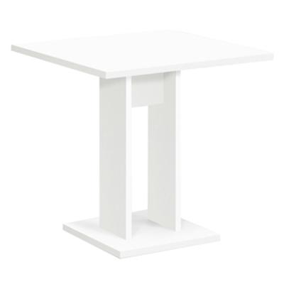 Nobilitato Bianco 70X70X77,5 H cm FMD Moebel GmbH Cheek B01 Tavolo
