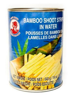 Germogli Bamb Prezzo.Germogli Di Bambu Tagliati A Strisce Cock Brand 540 G