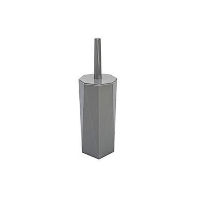 FERIDRAS Diamante Portascopino Grigio 12x15x37 cm