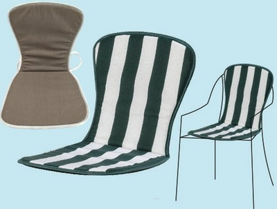 Cuscini X Sedie Da Giardino.Cuscini Per Sedie Da Giardino Confronta Prezzi Modelli E Offerte