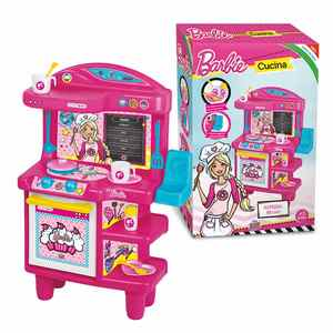 Barbie Merchandising barbie cucina nuovo sigillato edizione dispo ...