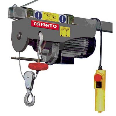 Yamato paranco elettrico yamato cavo confronta prezzi - Portata di un cavo elettrico ...