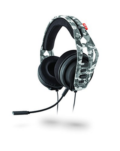 Plantronics Stereo gaming headset per - headsets Game console Binaural  Head-band Camouflage Dynamic In ec049b850d1f
