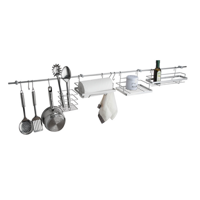 Delinia porta accessori cucina cromo - Confronta prezzi.