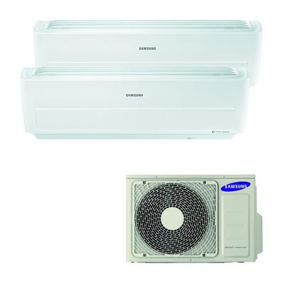 Samsung climatizzatore fisso inverter dualsplit windfree - Climatizzatori leroy merlin ...