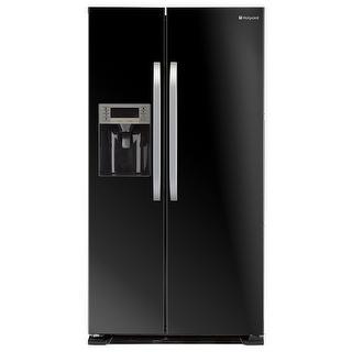 Hotpoint ariston frigorifero nofrost capacit netta totale side nero ...