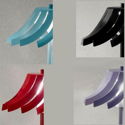 Lilideni Stile di transizione Pendente Luce Ombra Ventilatore a soffitto Ombra di vetro Paralume E26 27 Paralume Lampadario Ombra Max 40 W Tawny