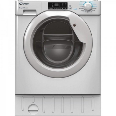 Lavasciuga Lavatrice Asciugatrice Capacità Di Carico 8 Kg Classe A  Profondità 60 Cm Centrifuga 1400 Giri