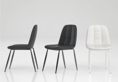 Miliboo gruppo sedie design colore nelly arancione confronta prezzi