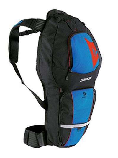 buy popular e9c3d 5241f foto Pro Pack Evo Zaino Nero Celeste L