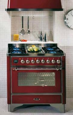 Ilve Cucina Forno Elettrico Piano Cottura Fuochi - Confronta prezzi.