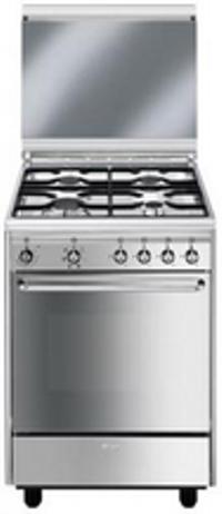 Opinioni Smeg Cucina A Gas Cx51sv - voto 4.5 su 5