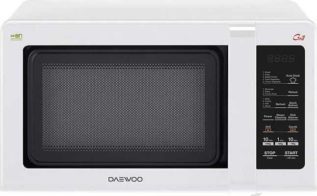 Daewoo Forno Microonde Grill Capacit Litri Potenza colore combinato ...