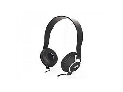 foto Cuffie stereo Mp3 ad Archetto Cuffie On Ear con adattatore pc -  780-00045 09be77dced94
