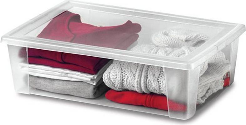 Cassetti Contenitori Sotto Letto : Stefanplast scatola multiuso contenitore sottoletto capacit colore