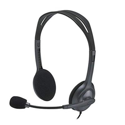 foto Cuffie con microfono Stereo Headset H111 e4dbc7e492b2