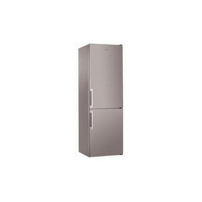 Whirlpool BSNF Libera installazione Acciaio inossidabile frigorifero ...